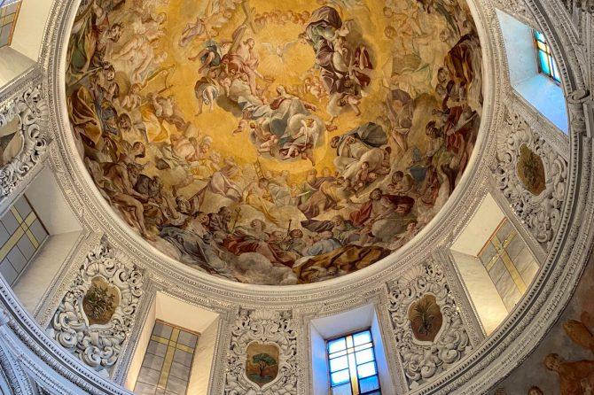 VILLA CHIARUGI \ Una giornata particolare: visita alla Basilica di San Prisco
